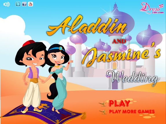 Dresses for Girls & Dress up Games for Teenage Girls: ALADDIN AND ...