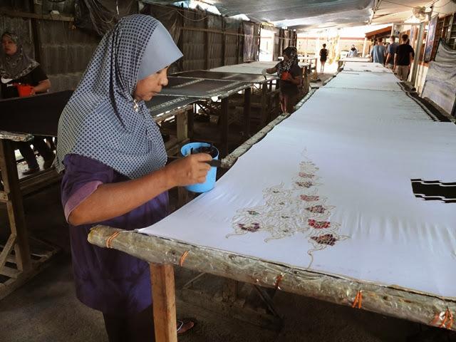 Kilang-Batik