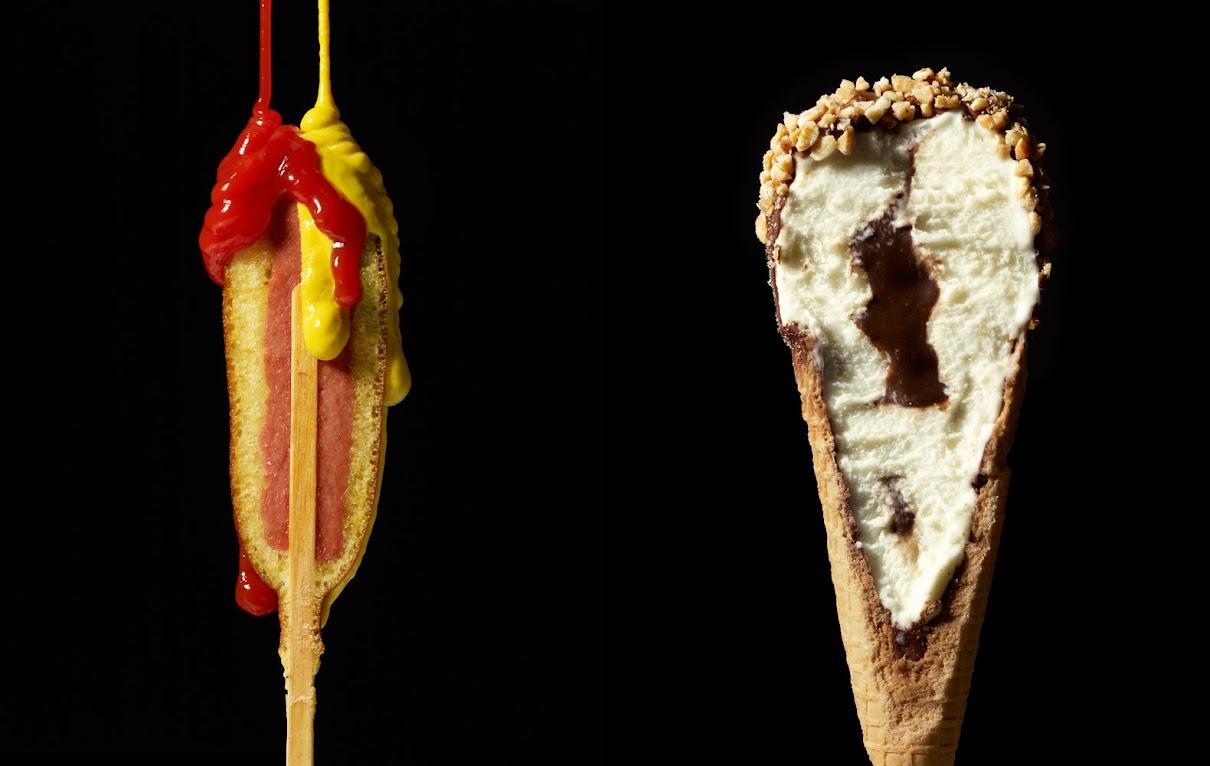 *Cut Food橫切食物:藝術家Beth Galton趣味創意藝術攝影! 6