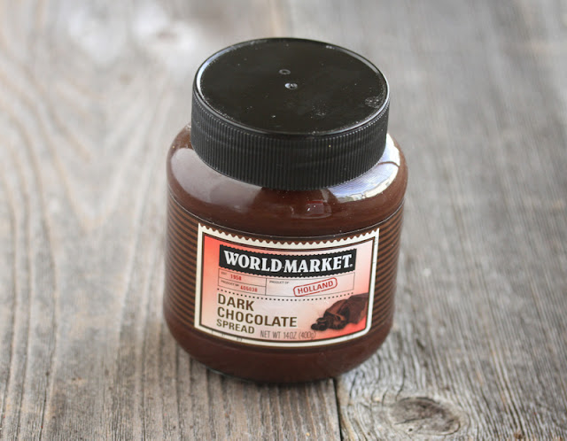 photo of World Market dark chocolate spread