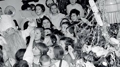 Новогодняя ёлка 1937 года