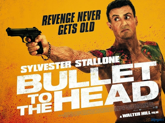 Bullet To The Head Movie Wallpaper