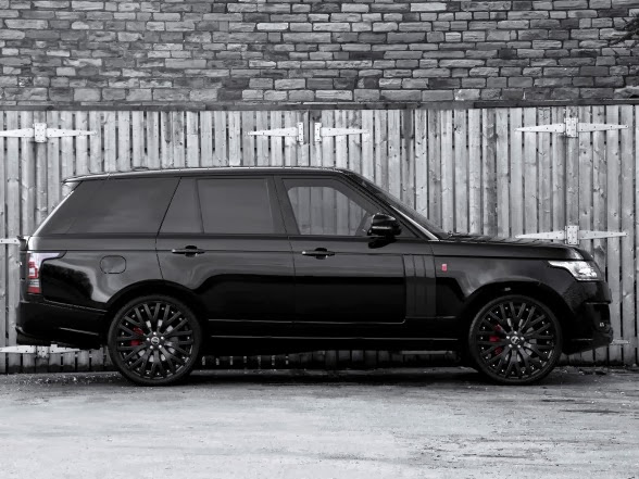 2014 A Kahn Design Range Rover 600-LE Luxury Edition