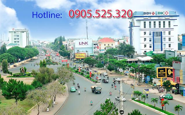 Lắp Đặt Wifi FPT Thành Phố Pleiku