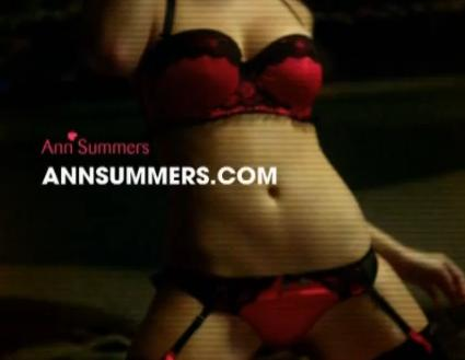 "Sexy New ""Christmas for Grown Ups"" Ad by Ann Summers NSFWish"