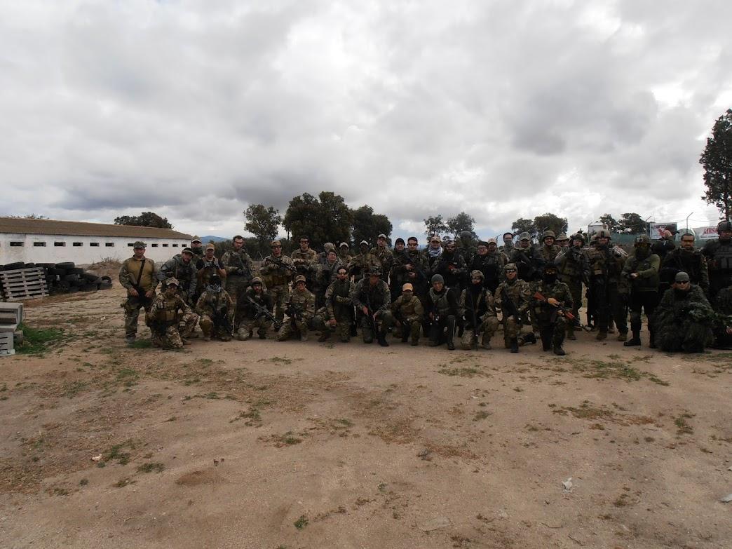 """Fotos de """"Asalto a Fort Knox"""".20-05-12. P5210008"""