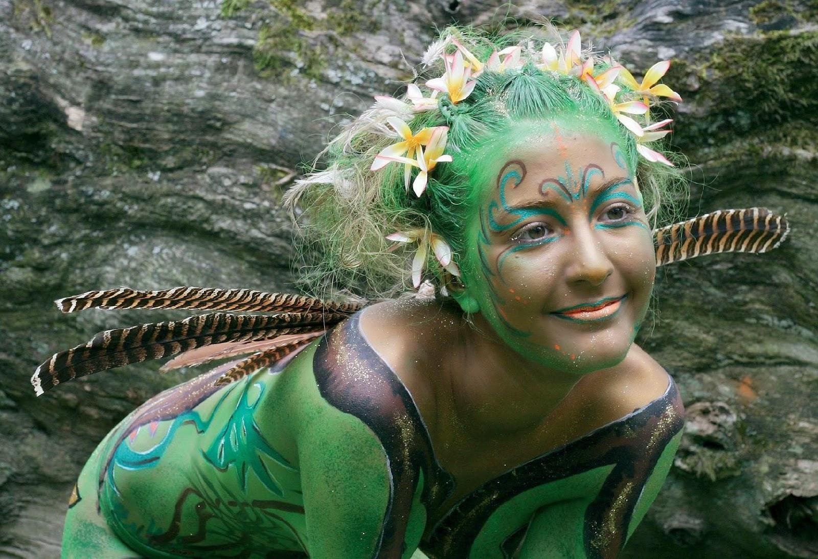 Australian Body Art Carnivale  Scoop News