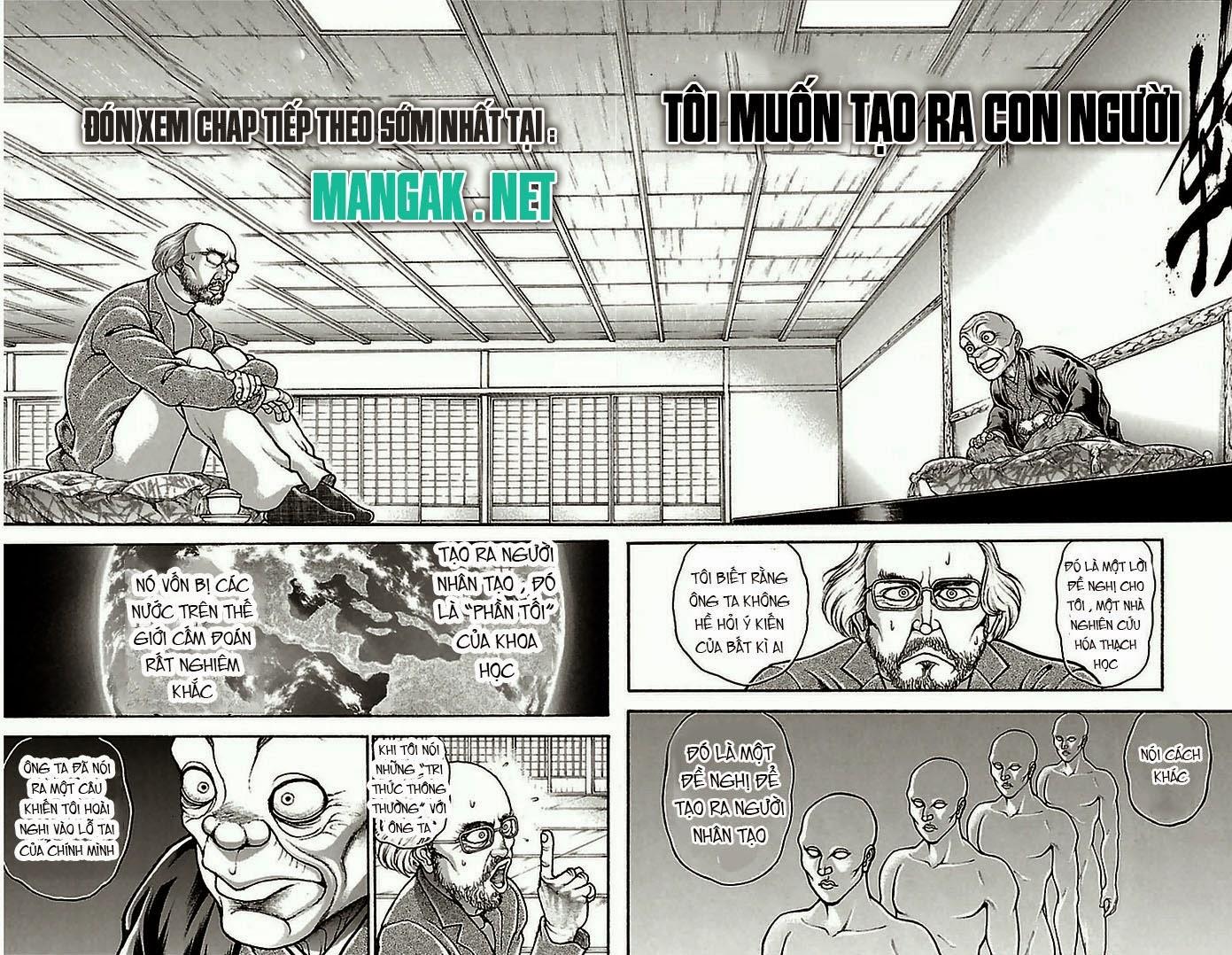 Baki Dou chap 5 page 13 - IZTruyenTranh.com