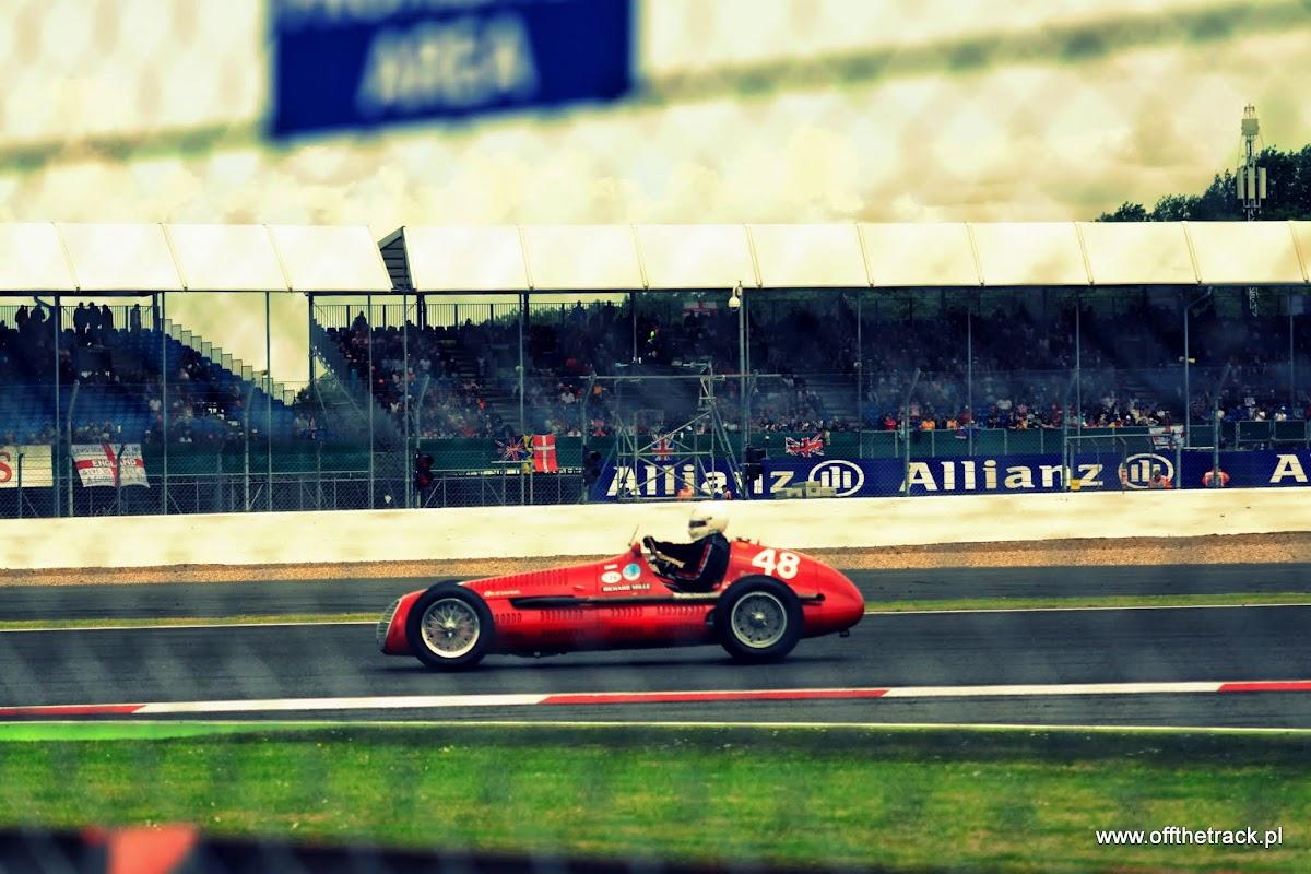 F1 Silverstone - 50 Grand Prix Wielkiej Brytanii