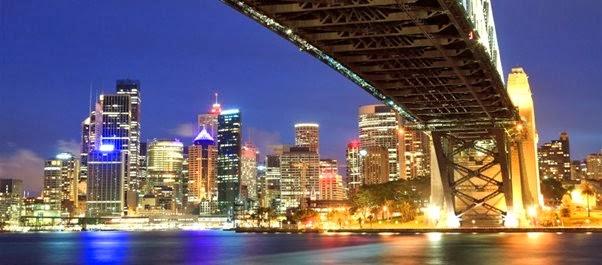 Sydney CBD - Nova Gales do Sul