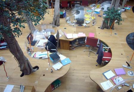 Modern Office in Paris