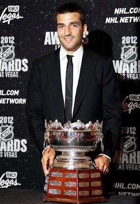 Patrice Bergeron wins Selke Trophy