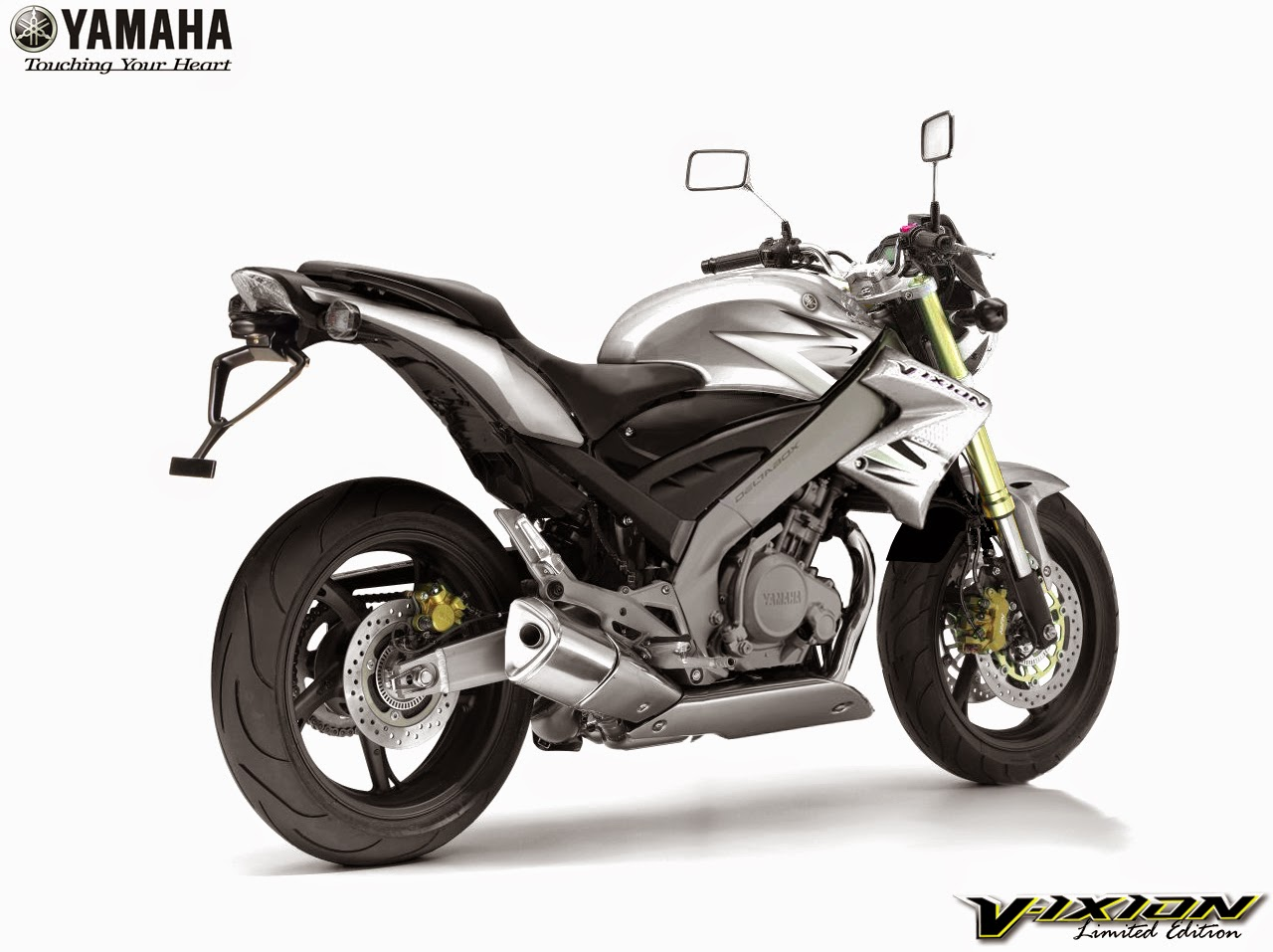 Supra X 125 R Modifikasi Touring