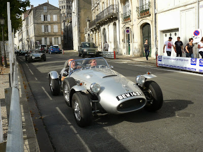 French Village Diaries Circuit des Remparts Angouleme Classic car Poitou-Charentes