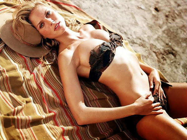 Heidi Klum, guapa