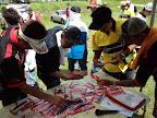 チャプター名物 ダム周辺清掃 参加賞をいただくの図 その3 2011-07-19T13:58:21.000Z