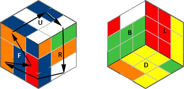 TwistyPuzzles com Forum • View topic - Solving the Bandaged 3x3x3