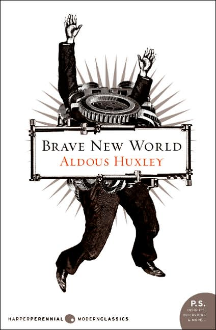 Image Result For Aldous Huxley Brave