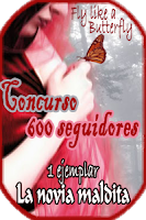 Concurso 600 seguidores (Fly like a Butterfly)