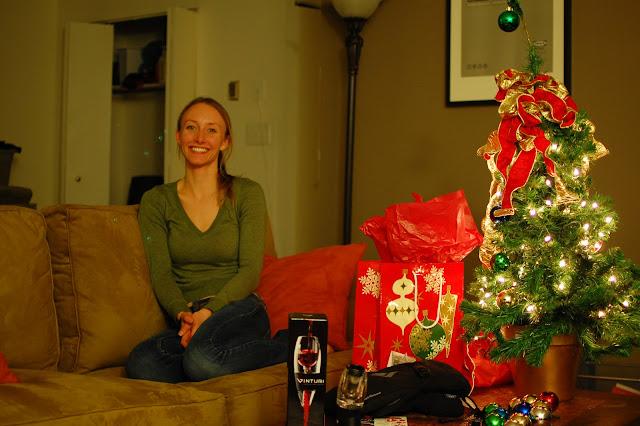 December, 2011 - Christmas in Boulder.
