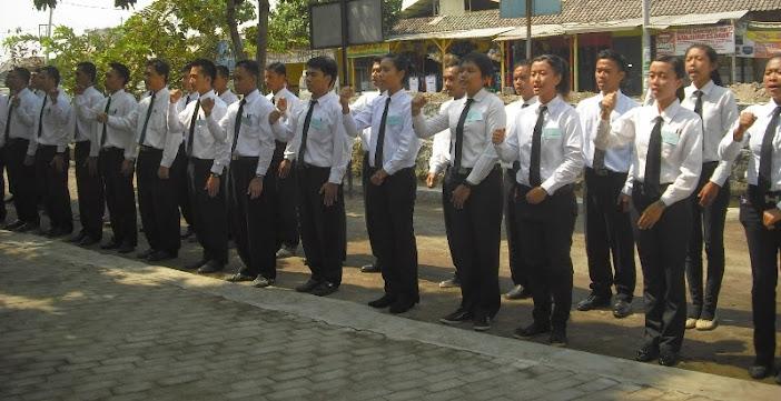peserta diklat magang jepang