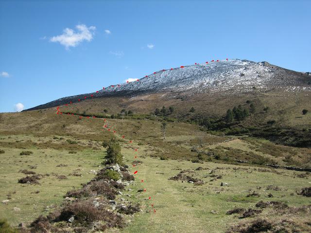 Rutas Montaña Asturias: Ruta al Carondio desde Entrevías
