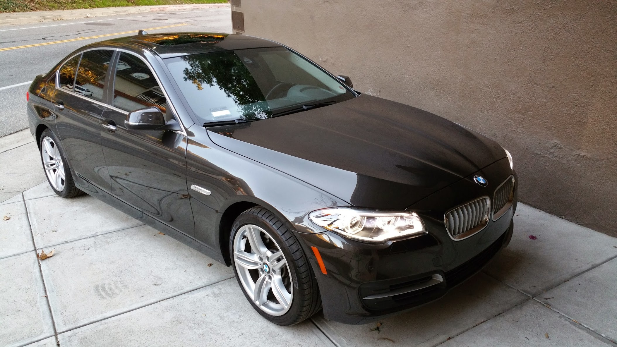 F10 Feeler 2014 BMW 550i lease takeover CHEAP  Bimmerfest  BMW