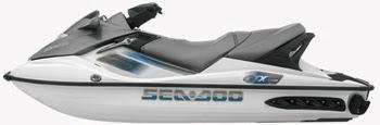 sea-doo GTX 2006