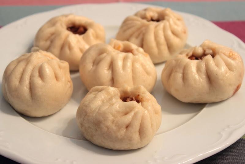 Baozi - Bollos chinos al vapor