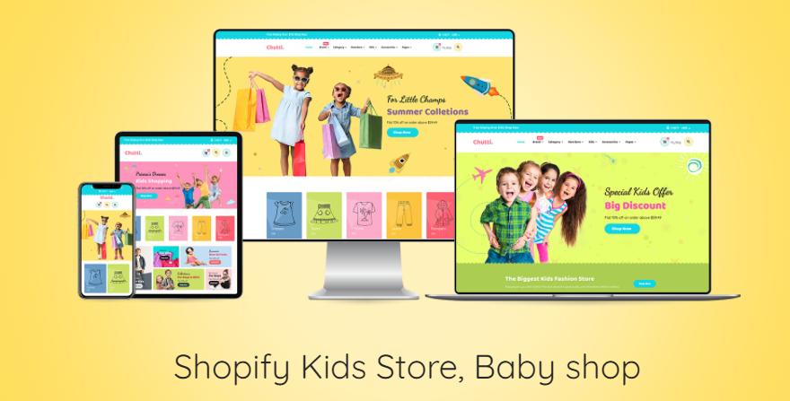 Kids Shopify theme