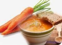 морковное пюре для зрения