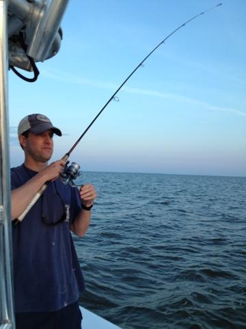 Rock Solid Fishing Evening Bite