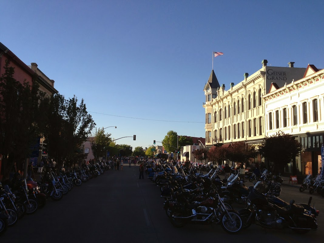Ride Report: Hell's Canyon Motorcycle Rally
