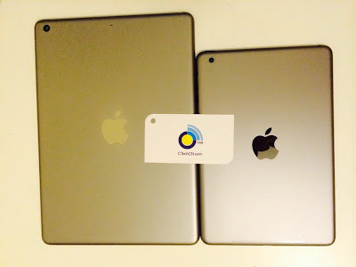 iPad5 & iPad mini2 Rear Shell CtechCN