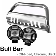 Bull Bar, Impact Bar