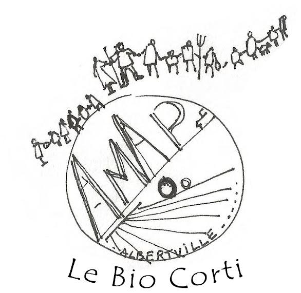Logo Amap Le Bio Corti