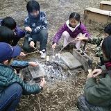 BS隊新年会(1月8日(日)・森林公園及び城山キャンプ場)