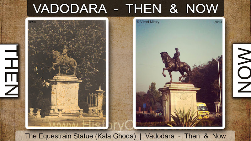 Kalaghoda - Then & Now