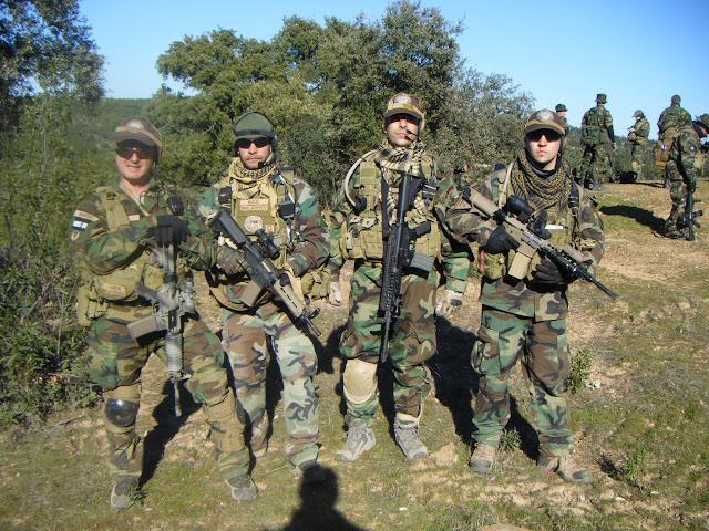 HDS en la Combat training DARK COMPROMISES DSCF7669