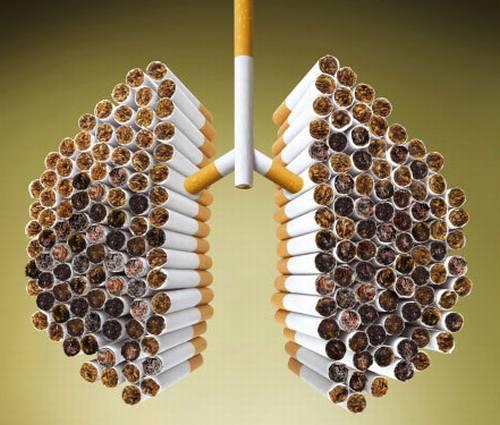 Rūkymo žala
