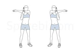 Image result for shoulder stretch