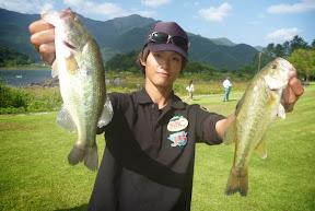 24位 川島拓郎プロ 2本 540g