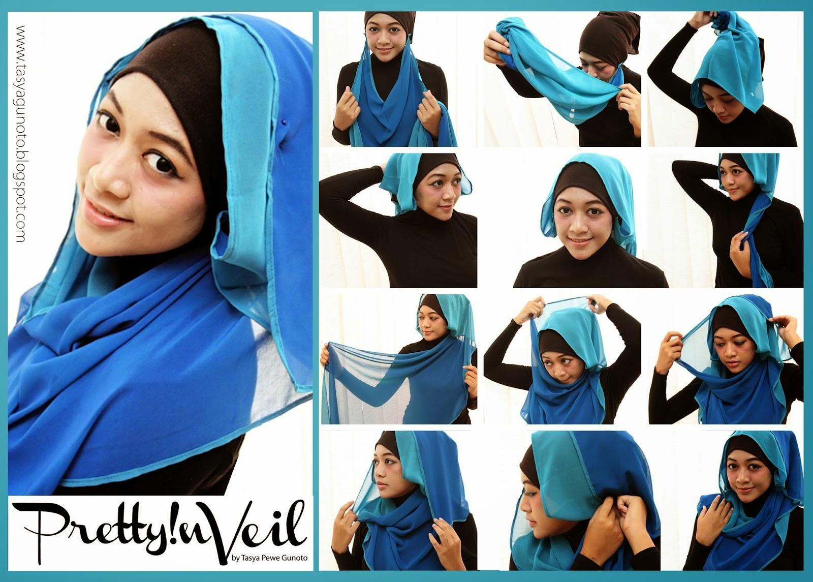 My Hijab TutorialJilbabSegiEmpatTerbaru2015tutorialjilbabsegiempat