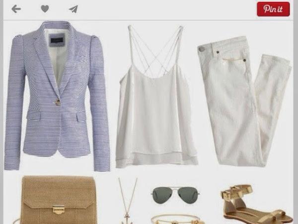 My Work Week Fashion Inspiration from Pinterest