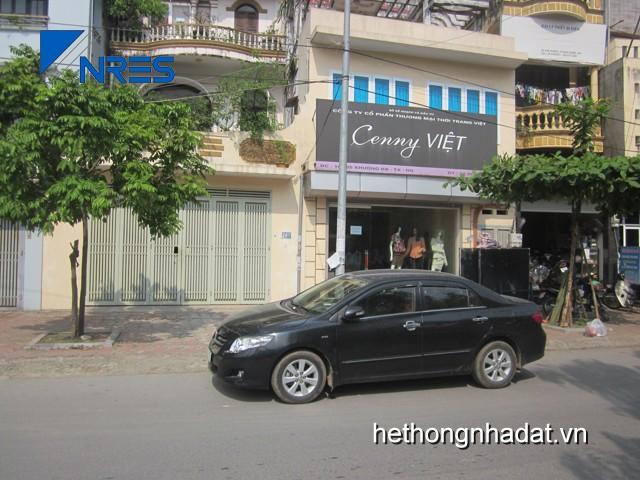 Mua bán nhà đất Hà Nội - Bán nhà 167 Khương Hạ