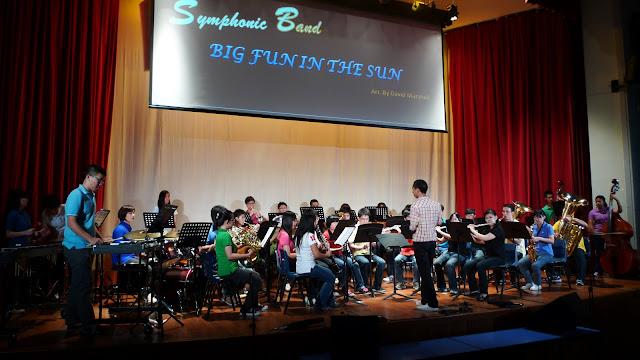AJCAA Symphonic Band