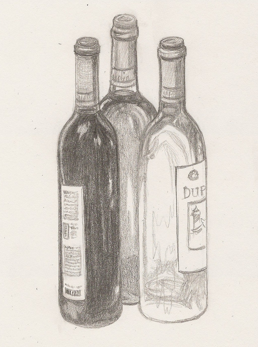 Object Drawing Wine Bottle Lessons Tes Teach