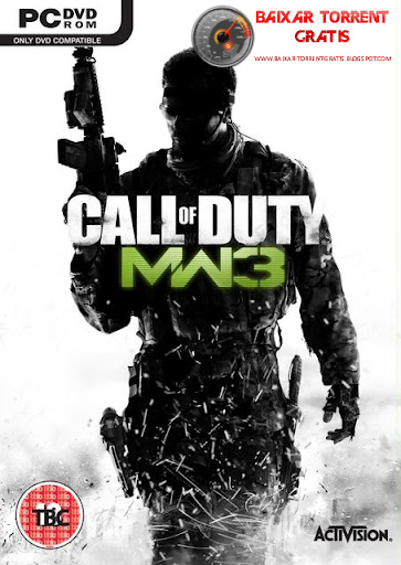 Call Of Duty: Modern Warfare 3 PC Torrent Download