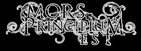 mors principium est and death said live rar