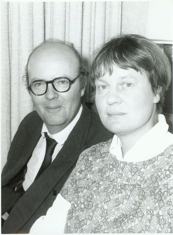 Айрис Мердок и Джон Бэйли
